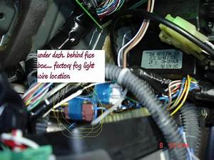 Diy For 99-00 Civic Foglight Wires