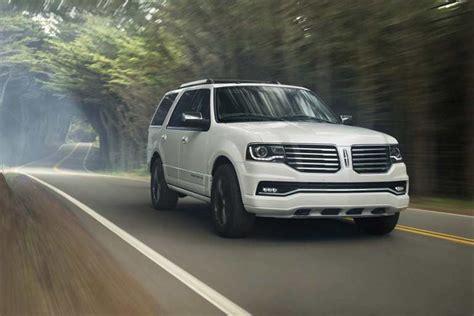 2017 Lincoln Navigator  Lincoln Motor Company™ Luxury