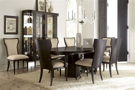 greenpoint oval dining room set  art