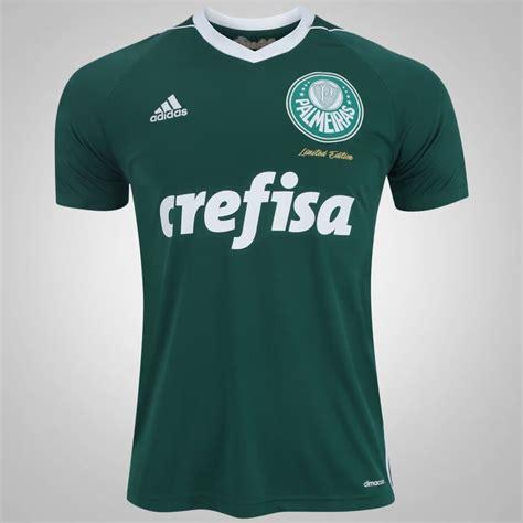 Camisa do Palmeiras 2017 - 100% Original (Compre direto do ...