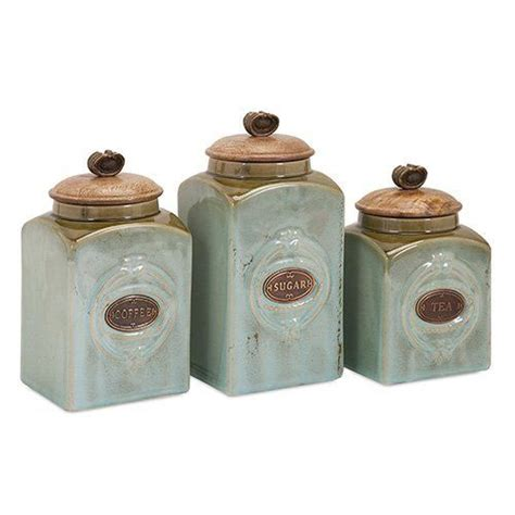 sunflower canisters for kitchen crafted ceramic kitchen canisters set of 3