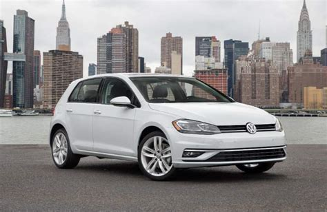 2018 Volkswagen Golf Family Barre Vt