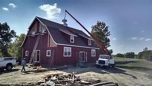 design supply build artisan restoration llc log With build a barn llc