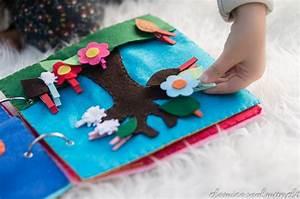 Libros sensoriales de inspiración Montessori De mi casa al mundo