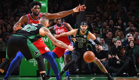 Sixers vs. Celtics Game 1 Highlights: Jayson Tatum, Jaylen ...