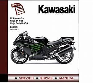 Kawasaki Ninja Zx-14r Zzr1400 Abs 12