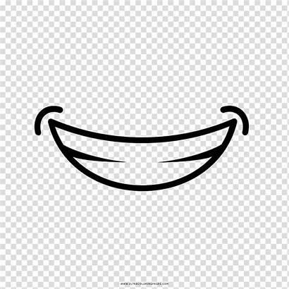 Smile Desenho Clipart Transparent Boca Stick Drawing