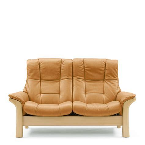 Stressless Stressless Buckingham 2 Seater High Back Sofa