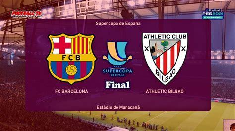 Barcelona Vs Athletic Club Supercopa - Consulta Barcelona ...