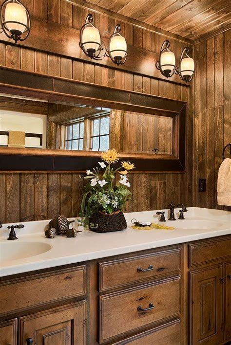 ideas  rustic bathroom vanities youll love