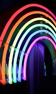 Wallpaper : neon, light, lamp, bright, lines 5184x3456 ...