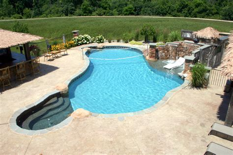 concrete patio   pool guy