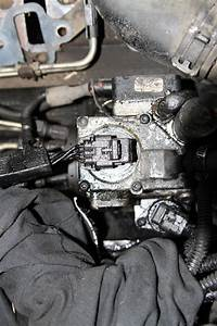 Fuel Leak From Injector Pump
