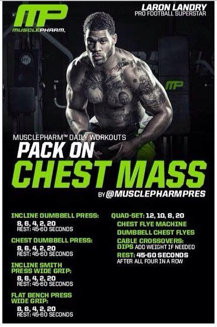 Muscle Pharm Workout Program