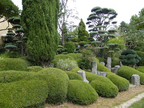 visite du jardin zen d erik borja le blog des btsa et