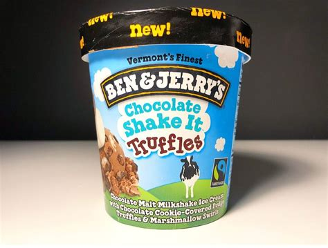 Another one of its most famous flavours is ben & jerry's phish food. REVIEW: Ben & Jerry's Chocolate Shake It Truffles - Junk Banter