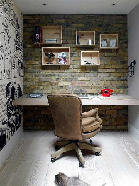 ideas  wall design  wood stone wallpaper