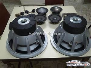 Alpine Type-r 15 U0026quot  Subwoofer  New-unused  For Sale In Karachi