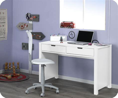 bureau pour chambre bureau enfant blanc achat vente bureau chambre
