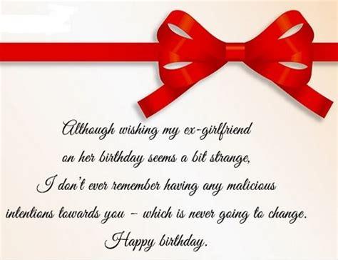 Happy birthday to ex girlfriend quotes. 30 Happy Birthday Ex Girlfriend Quotes | WishesGreeting