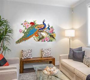 Flipkart home decor new way decals wall sticker animals