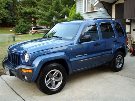navy blue jeep liberty 2004 jeep liberty overview cargurus