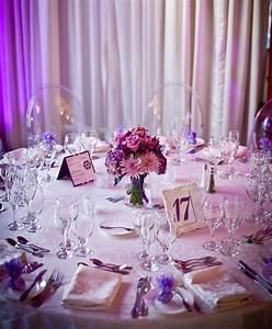 Décoration Salle Mariage : decoration de mariage violette ~ Melissatoandfro.com Idées de Décoration
