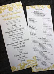 free printable wedding program fans wedding accessories ideas