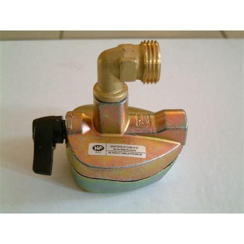 bouteille de gaz cube adaptateur bouteille de gaz cube