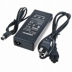 4 Pin Ac Dc Adapter Power Supply Cord Charger For Hp D5063
