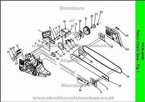 29 Stihl Ms290 Chainsaw Parts Diagram