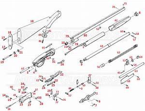Browning Model 42 Parts