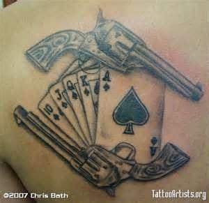 fantastic gun tattoos  hit  mark tattoos