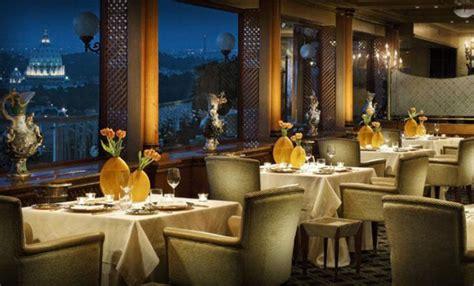 la pergola roma heinz beck recensioni ristoranti via dei gourmet