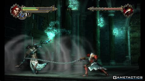 Castlevania Lords Of Shadow Mirror Of Fate Hd Released