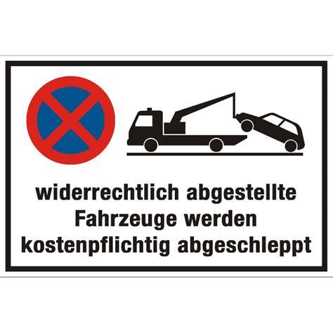 schild parken verboten verbotsschild quot parken verboten quot parken verboten schild