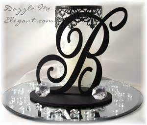 monogram cake toppers for weddings affordable monogram cake toppers cake