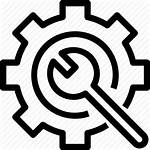 Maintenance Icon Process Factory Manufacture Industry Gear