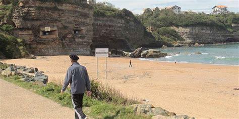 plage chambre d amour anglet un corps découvert près de la plage à anglet sud ouest fr