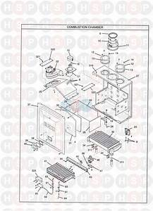 Potterton Performa 28  Combustion Box  Diagram