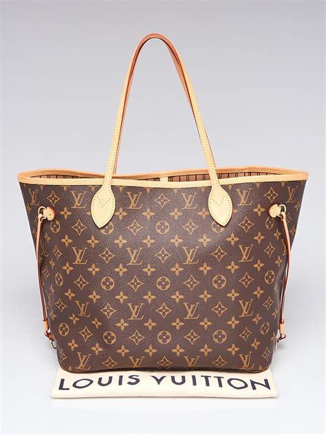 louis vuitton monogram canvas neverfull mm nm bag wo accessories pochette yoogis closet
