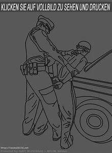 Polizei 9 Ausmalbild