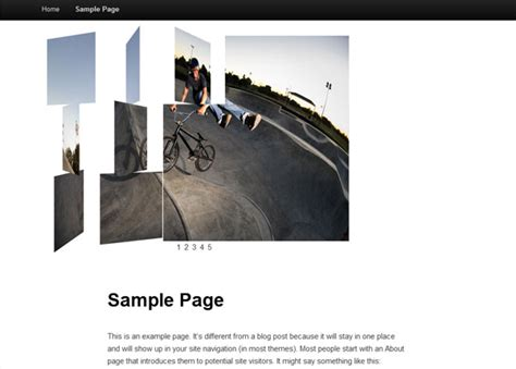 Creating Your Own Image Gallery Page Template In creating your own image gallery page template in