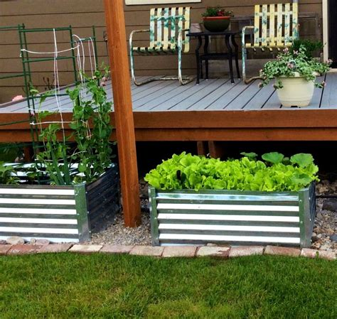 metal garden beds 69 best metal garden beds images on raised