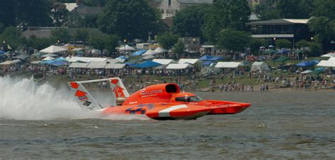 Hydroplane Boat by Unlimited Hydroplane Racing Autos Post