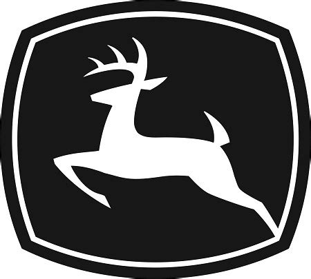 john deere vinyl decal sticker deer logo