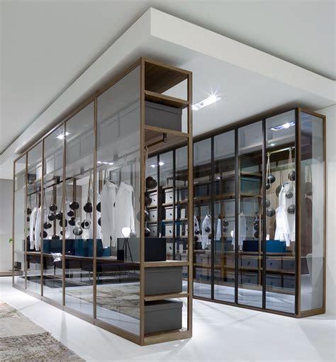 armadio in vetro ego la cabina armadio in vetro arredare con stile