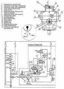 Rexroth A4vso Pump With Diagram Of Hydraulic Power Unit