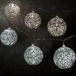 Cotton Ball Lights : dual color cotton ball string lights ~ Eleganceandgraceweddings.com Haus und Dekorationen