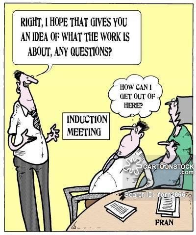Job Training Cartoons and Comics - funny pictures from